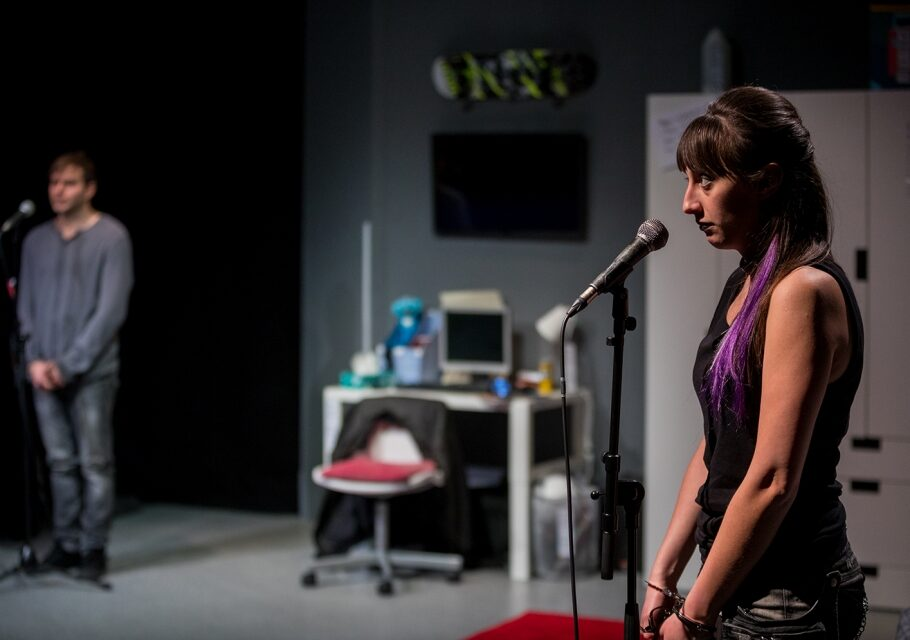 New European Drama Repertory for Young People: Surface Chat or Silent Depth