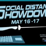 Performance Pugilism in the Pandemic - The Social Distance Showdown