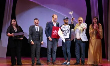 Sharm El-Sheikh International Theatre Festival for Youth: Beating the Pandemic
