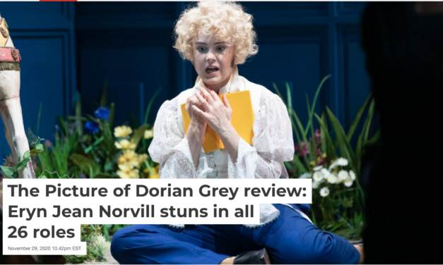 The Picture of Dorian Grey review: Eryn Jean Norvill Stuns in all 26 Roles