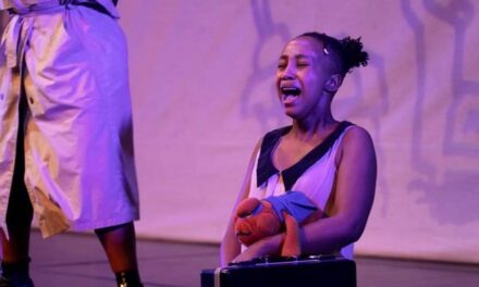 "Review of Kwasha! Theatre Company's ""Peeling Shadows"""