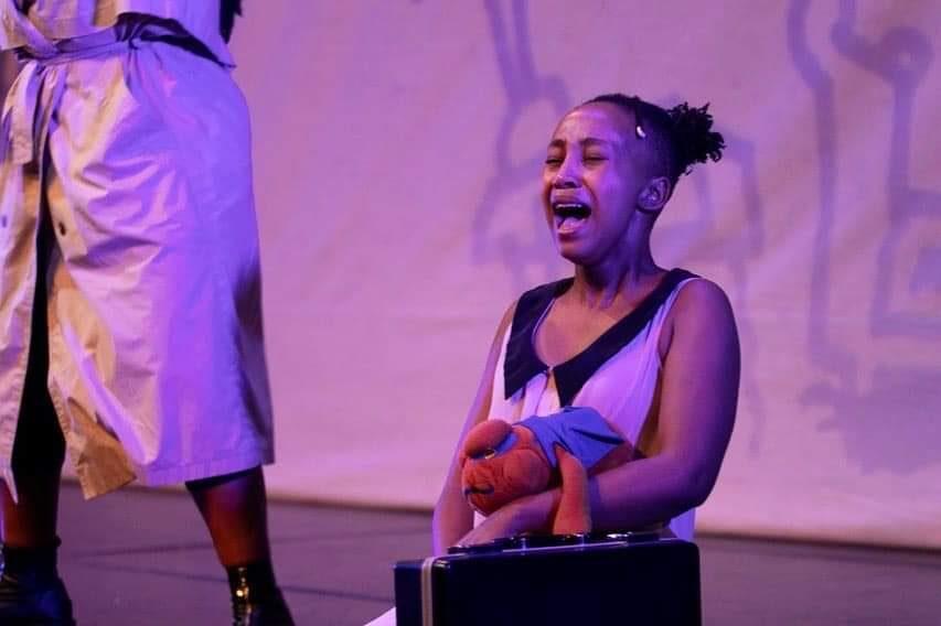 "Review of Kwasha! Theatre Company's ""Peeling Shadows"""