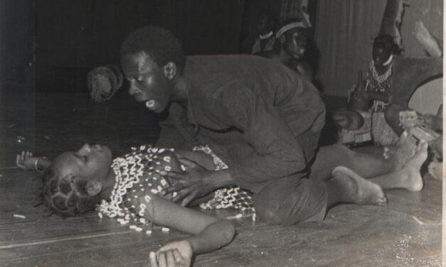 Theatre and Politics: Robert Serumaga – The Pantheon of Uganda's Theatre in the '70s