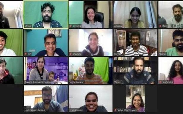 Chennai's New Theatre Group, The Art Factory, Debuts with a Virtual Production