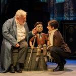 """A Christmas Carol""at The Bridge Theatre"