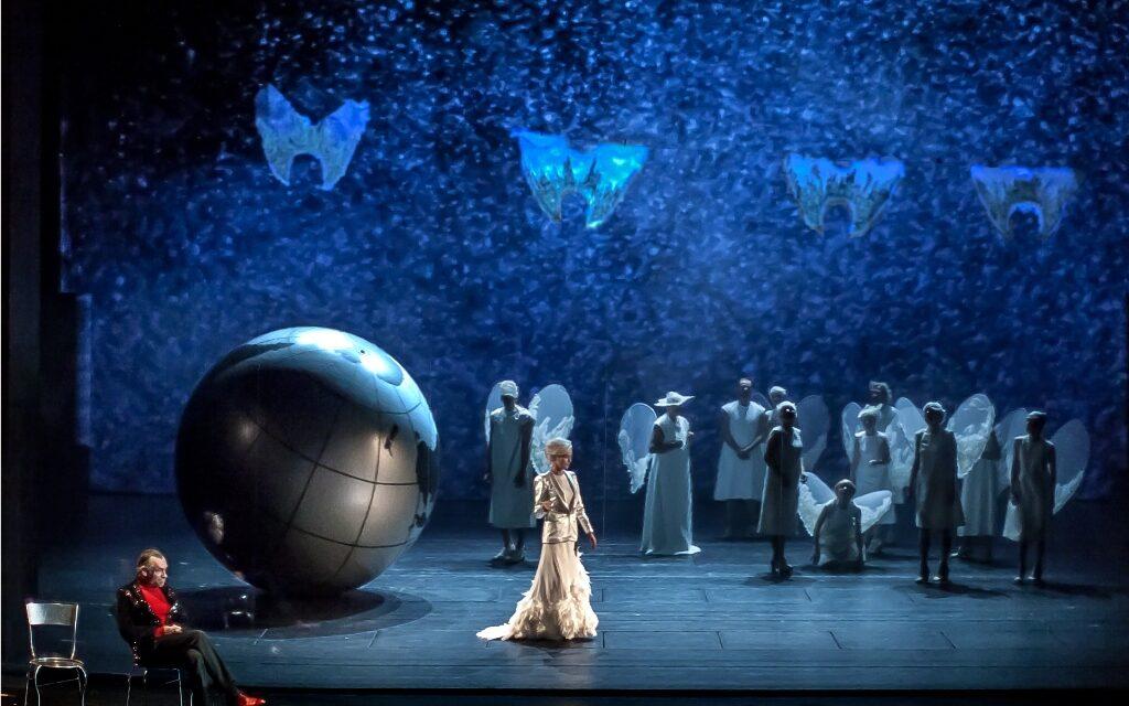 "Polishness And Its Place in Europe: Polish National Theatre Streams ""Kordian""By Juliusz Słowacki."