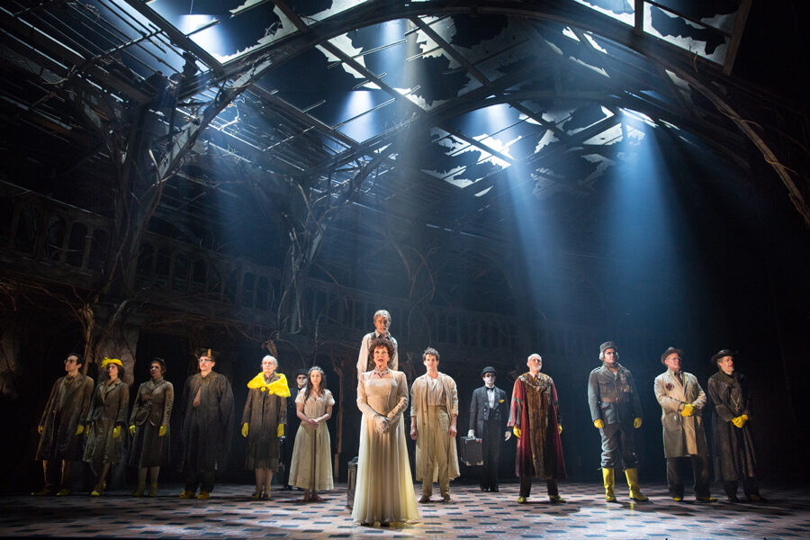"Out of the Darkness: A ""Visit"" with Lighting Designer Japhy Weideman"
