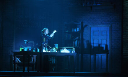 """A Woman and an Immigrant, but Most of All, a Scientist: Musical """"Marie Curie"""" Review"""