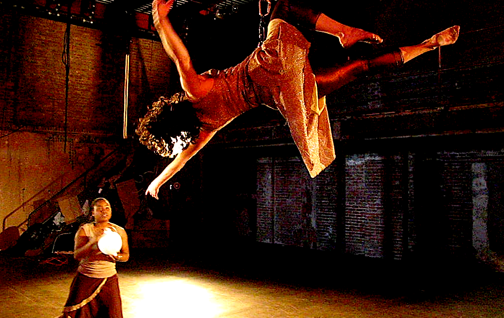"""Intriguing and Peculiar Immersive Theater with Grounded Aerial's """"The Insectinside"""""""