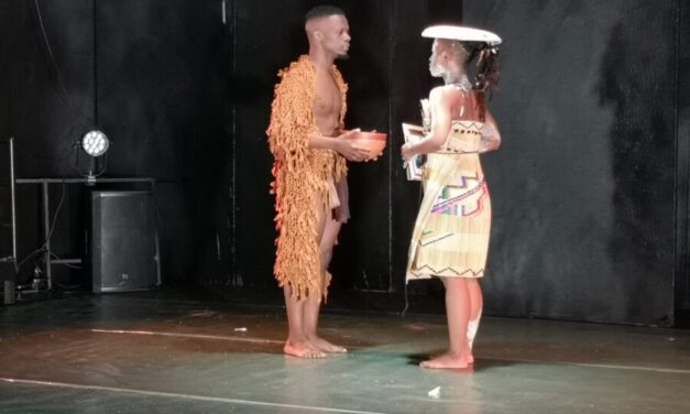 """Mnquma & Ithemba"": African Contemporary Dance-Based Storytelling"