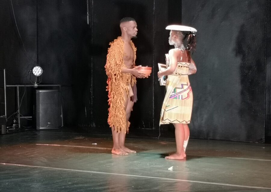 """""""Mnquma & Ithemba"""": African Contemporary Dance-Based Storytelling"""