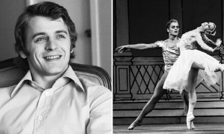 Mikhail Baryshnikov: A Dancer Whose Flight to Freedom Brought Him Cult Status