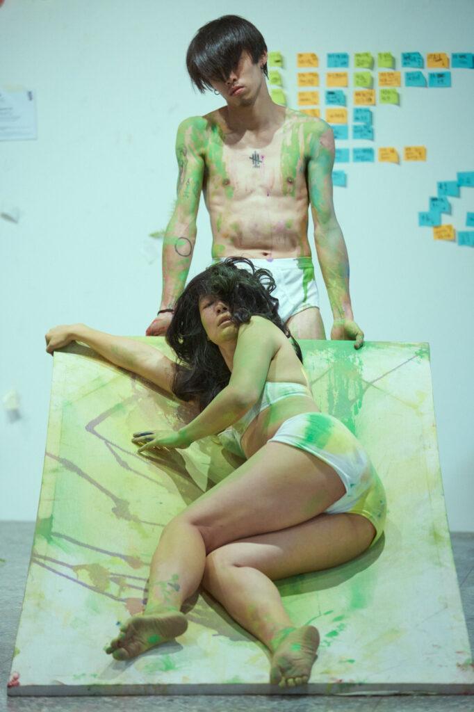 """""""Dancing with Gutai Art Manifesto 1956"""""""
