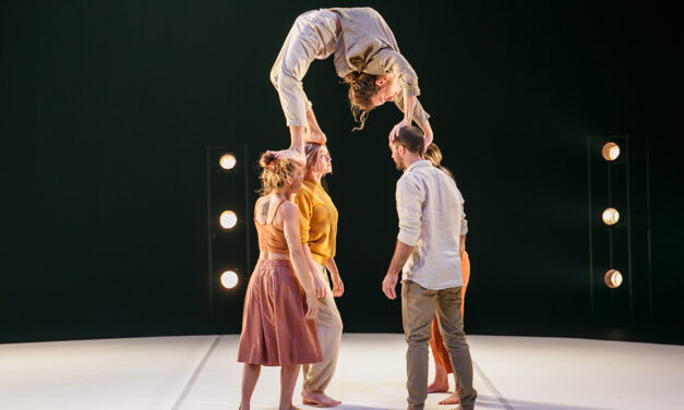 "Sydney Festival Review: Circa's ""Humans 2.0"" is a Visceral Delight"
