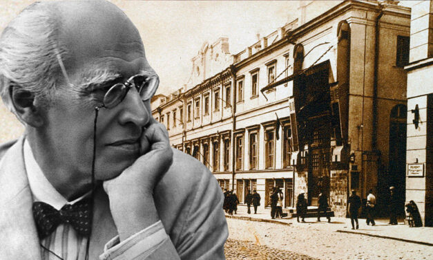How Russian Theatre guru Konstantin Stanislavsky Changed the Acting Universe