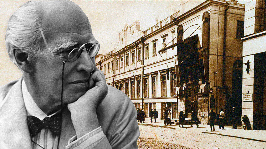 How Russian Theatre guru Konstantin Stanislavsky Changed the Acting Universe