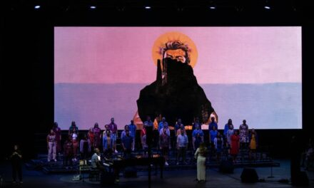 """Sydney Festival Review: """"The Rise And Fall Of Saint George"""" Shows The Transformative Power Of Music"""