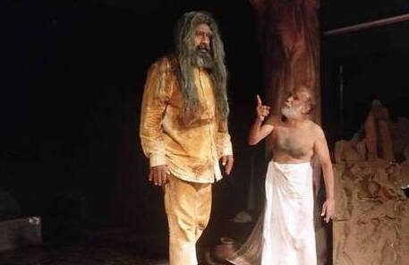 Navarang Theatre Group in Palakkad Brings Eachara Warrier Back on Stage