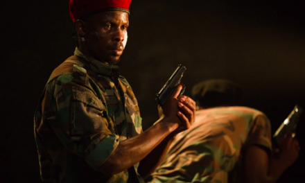 """""""Angola Camp 13"""" is an All-Powerful Musical and Choreographic Masterpiece!"""