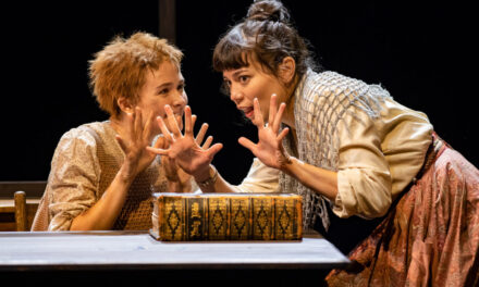 """""""Playing Beatie Bow"""" is Brought to Thundering Life in a Joyous Stage Production"""