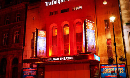 "West End Scene: London's Trafalgar Theatre to Open with ""Jersey Boys"""