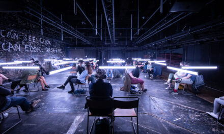 Towards a New Language of Theatre