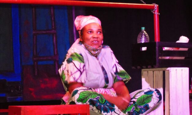"Madsoc Theatre Reopens with ""Once An Actress"""