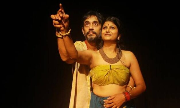 "Chennai-Based Theatre Nisha's New Play is Inspired from Girish Karnad's ""Yayati"""