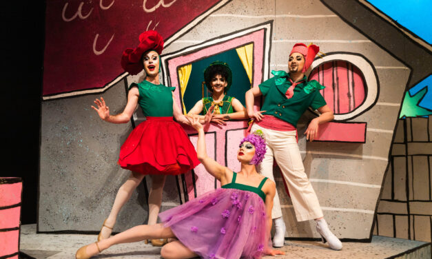 """""""We Wish We'd Had This Show When We Were Kids"""": Interview With """"The Glitter Garden"""" Playwrights George Fowler and Lori Leigh"""