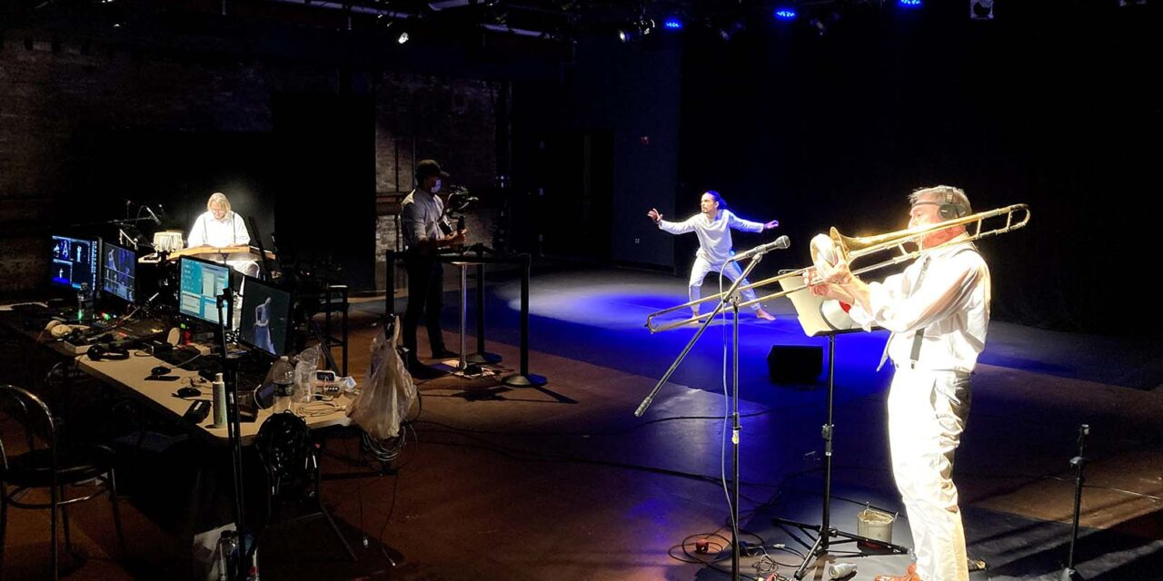 XR | AR | VR: CultureHub on La MaMa's Coffeehouse Aesthetic, Immersive Art, and Tech-Integrated Theatre