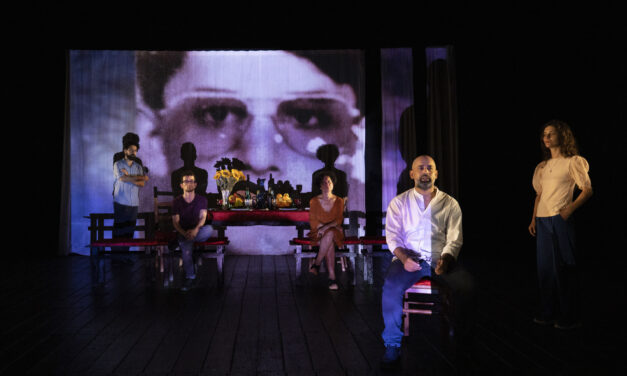 Interview with Ramzi Choukair on Making the Detainees' Stories Visible on the Stage