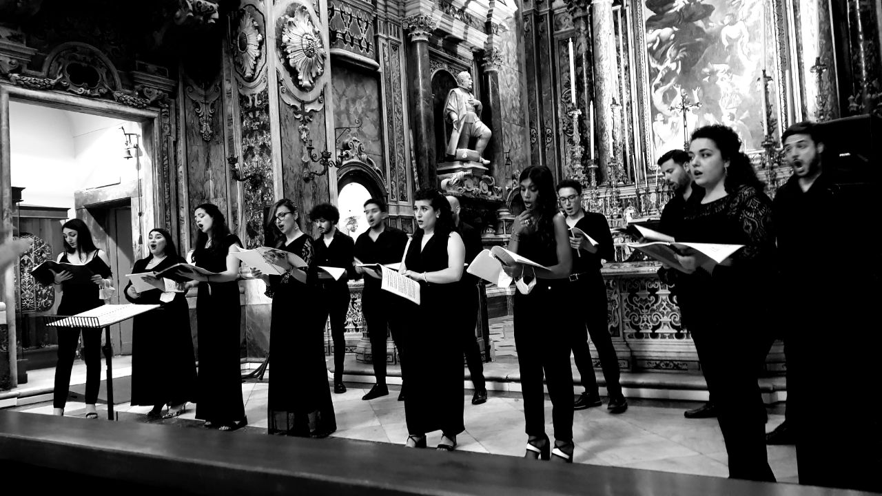 Choir Conservatory Naples