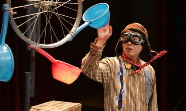 The Need to Recycle Forms the Core of this Korean Non-Verbal Play