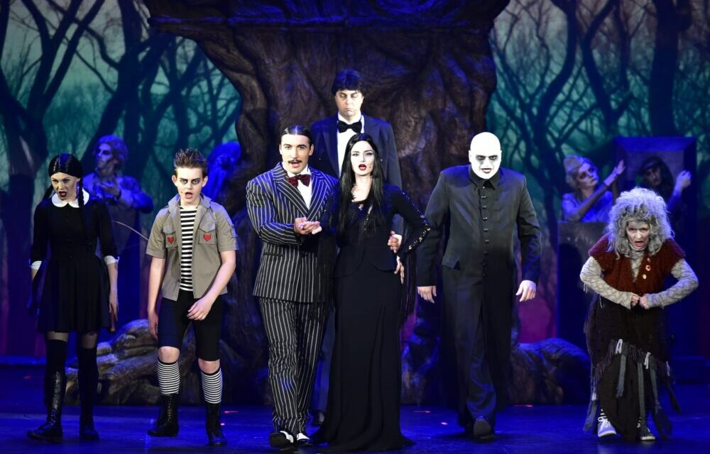 """""""The Addams Family"""" Musical: To Know What's Real"""