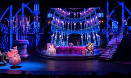 Designing for Tuacahn Amphitheater (A Three Part Series): Part Two – An Interview With Projection Designer Steven Royal