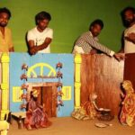 Indian Puppets Perform to Mozart and Puccini Compositions