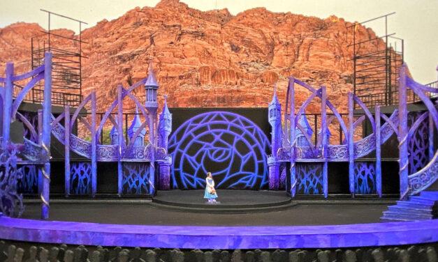 Designing for Tuacahn Amphitheater (A Three Part Series): Part One – An Interview With Set Designer Adam Koch