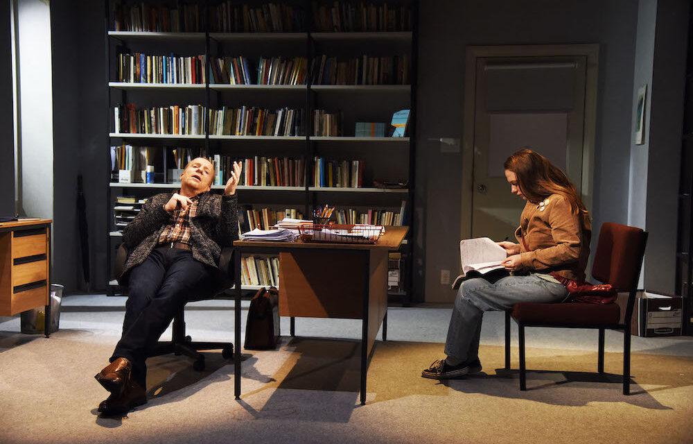 """Oleanna,"" Arts Theatre"