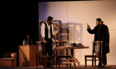 "K.S. Rajendran's ""Ghosts"" Explores Human Relations"