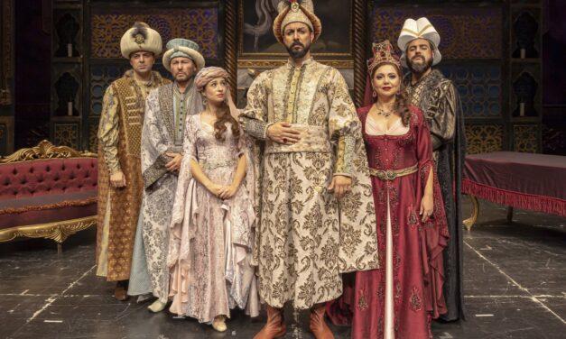 28th Aspendos Opera Ballet Fest to Start with Murat IV Opera