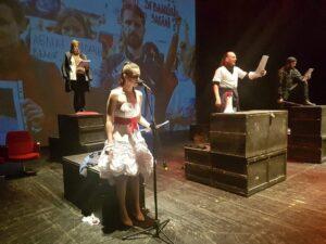 "Andrei Kureichik's ""Insulted. Belarus"": One Year On"