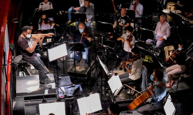 """""""The Time of Our Singing"""" Opera Tackles Racial Segregation"""