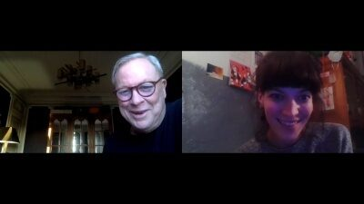 If You See a Dragon Coming, You Pull a Sword: Interview with Robert Wilson