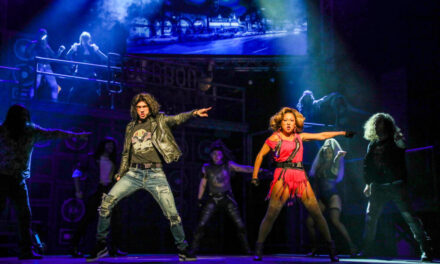 """Heaven Isn't Too Far away; It's in Downtown Houston at TUTS' """"Rock of Ages"""""""