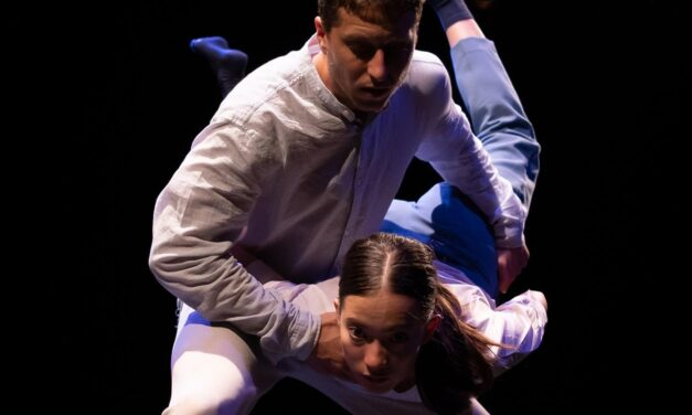 """Tanz mit dem Tiger"": A Boundary-breaking Digital Hybrid Dance"