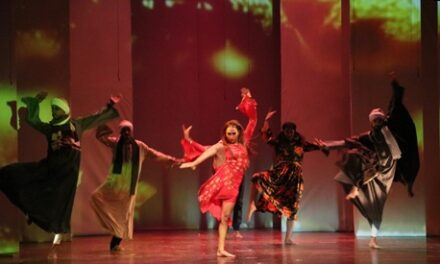 In Photos: Large Variety of Performances in Inaugural Eazees Int'l Women's Theatre Festival