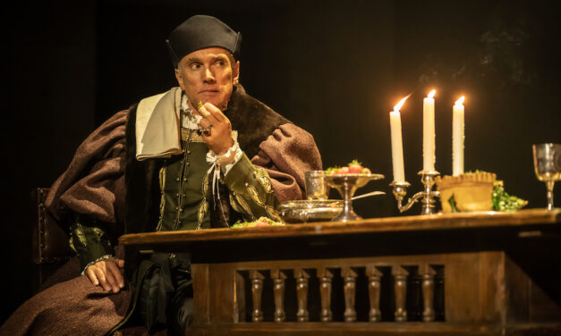 Hilary Mantel and Ben Miles's The Mirror and the Light at the Gielgud Theatre: Engaging, but Rather Low Key